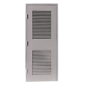Metaldoor international puertas metalicas de emergencia for Puerta tipo louver